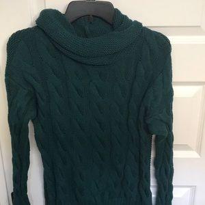 Banana Republic Green Sweater (Size M)